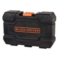 Black And Decker - 41delige boren en bitset - A7227