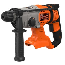 BLACK+DECKER - Marteau pneumatique SDS 18V sans batterie - BCD900B