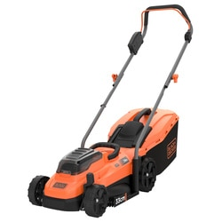 Black and Decker - 2x 18V 40Ah 33cm Grasmaaier - BCMW33184L2