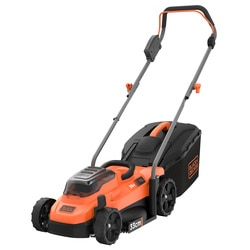 Black and Decker - 36V 25Ah 33cm Grasmaaier met 2 accus - BCMW3336L2