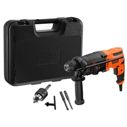 Black and Decker - 650W 14J SDS Pneumatische Boorhamer - BEHS01K