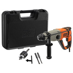 Black and Decker - 800W 22J SDS Pneumatische Boorhamer - BEHS02K