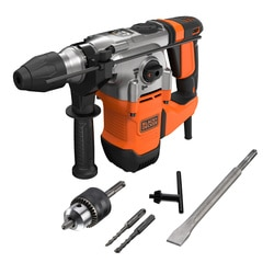 Black and Decker - 1250W 37J SDS Pneumatische Boorhamer - BEHS03K