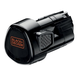 BLACK+DECKER - Batterie 18V Lithium Ion 15Ah - BL1510