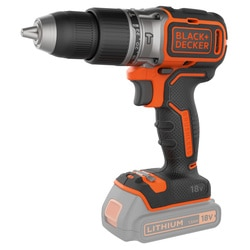 Black And Decker - 18V Brushless accuschroefklopboormachine zonder accu - BL188N