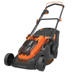 Black and Decker - 36V 25Ah 38cm Grasmaaier met 2 accus - CLM3825L2