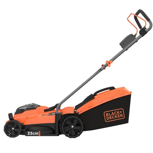 Black And Decker - 2x 18V 25Ah 33cm Grasmaaier - BCMW3318L2