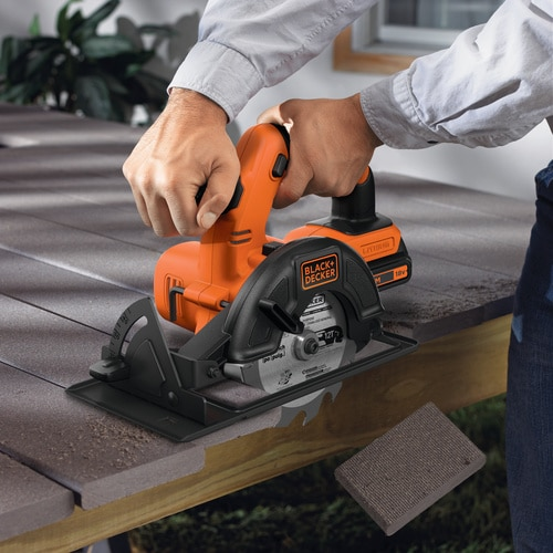 Black and Decker - 18V 140mm Cirkelzaag - BDCCS18