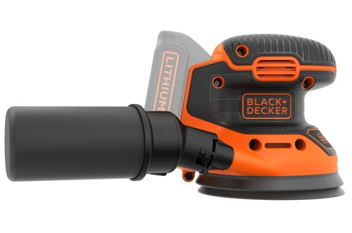 Black and Decker - 18V Excentrische schuurmachine zonder accu - BDCROS18N