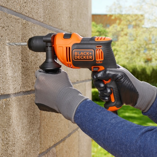 Black and Decker - 710W Klopboor met 1 snelheid - BEH710SA32