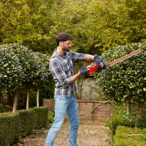 Black and Decker - 450W 50cm Heggenschaar - BEHT251