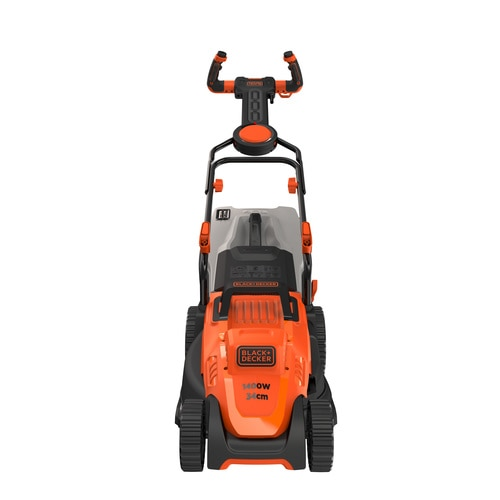 Black and Decker - 1400W 34cm Easysteer Grasmaaier - BEMW461ES