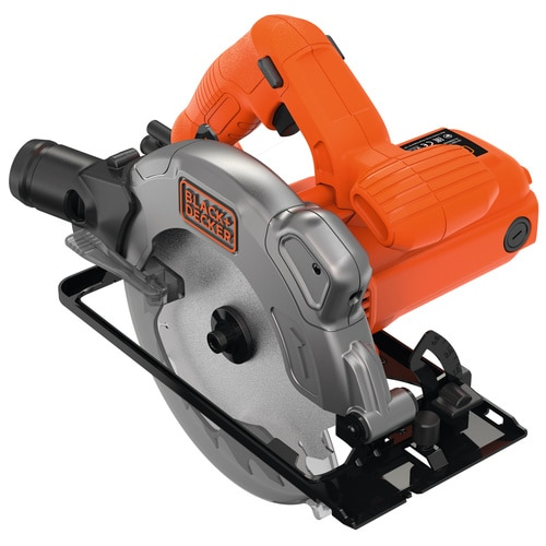 Black and Decker - 1250W 190mm Cirkelzaag met extra zaagblad - CS1250LA
