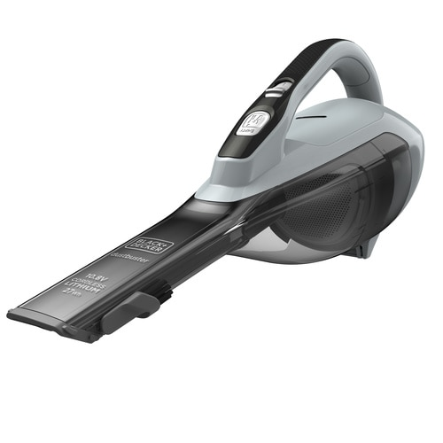 Black and Decker - 108V  25Ah Kruimeldief met accessoires - DVA325J
