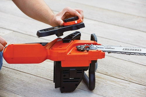 Black and Decker - 18V 20Ah 25cm Kettingzaag - GKC1825L20