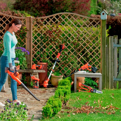Black and Decker - 18V 20Ah LithiumIon POWERCOMMAND Bladblazer - GWC1820PC