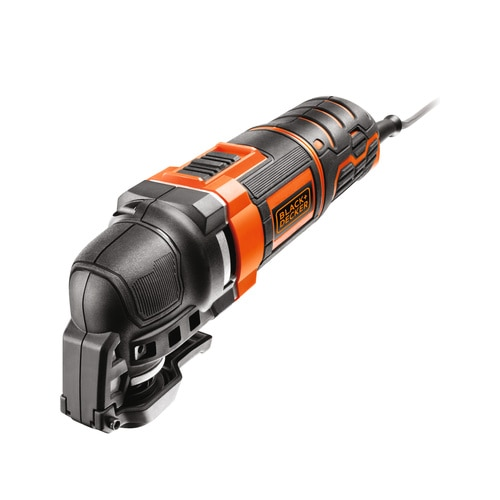Black and Decker - 300W Oscillerende Multitool - MT300KA