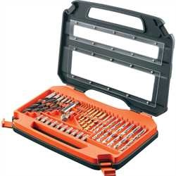 Black and Decker - NL 35 Piece Drilling and screwdriving set - A7152
