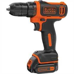 Black and Decker - 108V Ultra compacte Lithium Ion accuschroefboormachine - BDCDD12