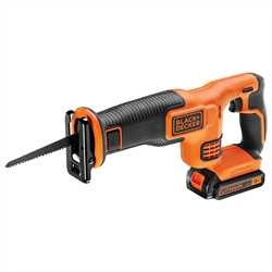Black and Decker - 18V Reciprozaag - BDCR18