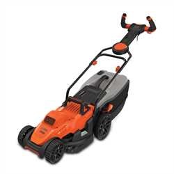 Black and Decker - 34cm Easysteer Grasmaaier  1400W - BEMW461ES