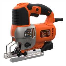 Black and Decker - 650W Pendeldecoupeerzaag - BES610K