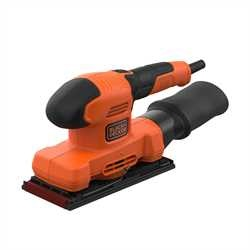 Black and Decker - 150W 13 vel schuurmachine - BEW220