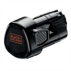 Black and Decker - 108V Lithium Ion 15Ah accu - BL1510