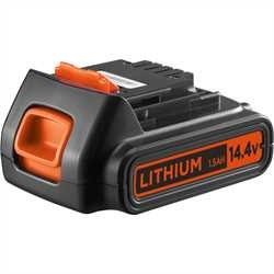 Black and Decker - 144V Lithium Ion accu 15Ah - BL1514