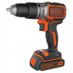 Black and Decker - 18V Brushless accuschroefklopboormachine - BL188K