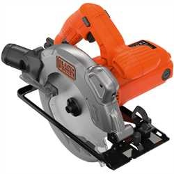 Black and Decker - 1250W 66 mm Cirkelzaag - CS1250L