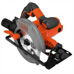 Black and Decker - 1500W 66 mm Cirkelzaag - CS1550K