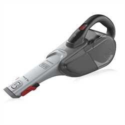 Black and Decker - 162Wh LithiumIon Kruimeldief met Cyclonic Action - DVJ315B