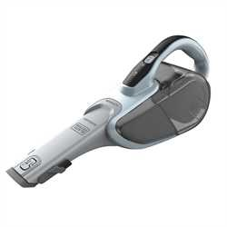 Black and Decker - 27Wh LiIon Dustbuster met Cyclonic Action - DVJ325J