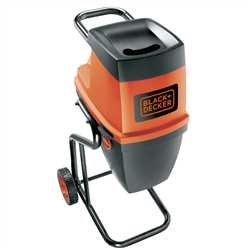 Black and Decker - 2400W hakselaar - GS2400