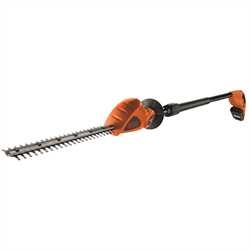 Black and Decker - 18V 20Ah LithiumIon Heggenschaar op steel  43cm - GTC1843L20