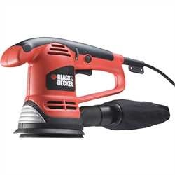Black And Decker - 480W excentrische schuurmachine 125mm - KA191EK