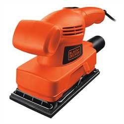 Black and Decker - 135W Schuurmachine  13 vel - KA300
