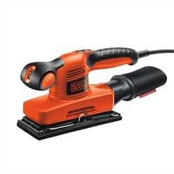 Black and Decker - 240W Schuurmachine 13 vel met variabele snelheid - KA320EKA