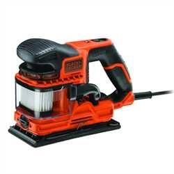 Black and Decker - 270W DUOSAND 13 vel schuurmachine - KA330E