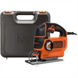 Black and Decker - 550W AUTOSELECT Pendeldecoupeerzaag - KS801SEK