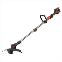 Black and Decker - 36V 20Ah Brushless Lithiumion Grastrimmer  33cm - STB3620L