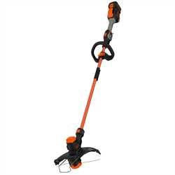 Black and Decker - 54V 15Ah 33cm DualVolt AFS Grastrimmer - STC5433