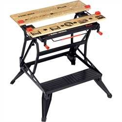 BLACK+DECKER - Etablitau Workmate grand format - WM825
