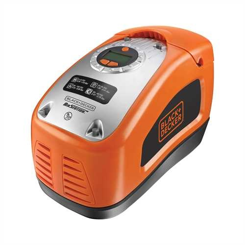Black and Decker - 160 PSI11 Bar Multifunctionele compressor - ASI300