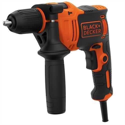 Black and Decker - 710W Klopboor met 1 snelheid - BEH710K