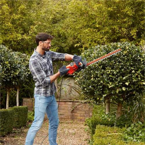 Black and Decker - 420W 45cm Heggenschaar - BEHT201