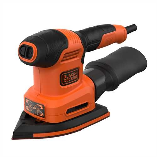 Black and Decker - 200W 4IN1 Multischuurmachine - BEW200