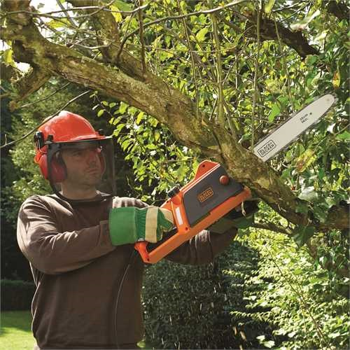 Black and Decker - 1800W 35cm Kettingzaag - CS1835