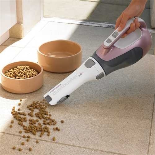 Black and Decker - 96V dustbuster with Cyclonic Action - DV9610N